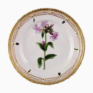 Royal Copenhagen Flora Danica Lunch Plate Model Number 20/3552