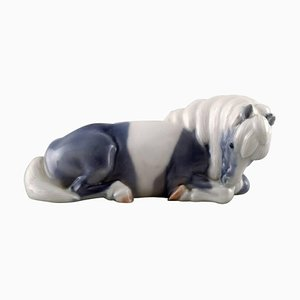 Shetland Pony Figurine from Royal Copenhagen