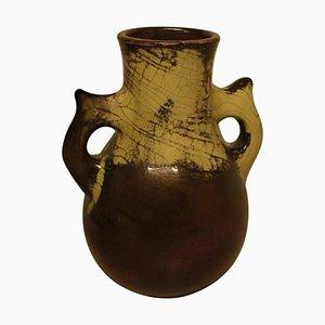 Luster Glaze Pottery Vase from Kähler