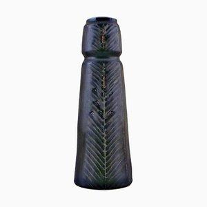 Steingut Vase von Carl-Harry Stålhane für Rörstrand
