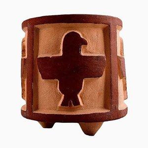Vase Presumably by Wilhelm Kage for Farsta, 1930s