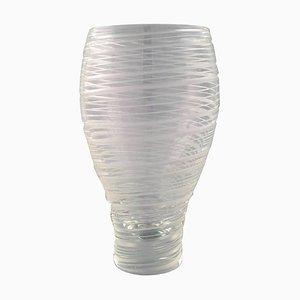 Finnish Iittala Tapio Wirkkala Art Glass Vase