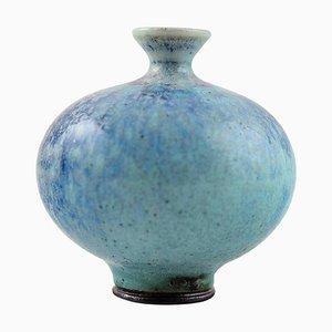 Berndt Friberg Studio Pottery Vase Modern Swedish Design