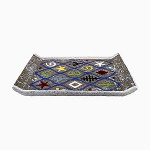 Keramik Tablett von Ingrid Atterberg für Upsala-Ekeby