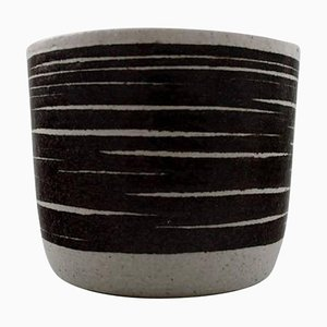 Ceramic Vase from Palshus by Per Linnemann-Schmidt, 1970s