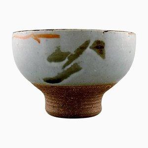 Danish Ceramic Bowl, 1960s