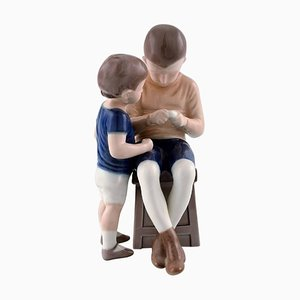 Number 1648 Tom & Willy Brothers Figurine from Bing & Grondahl