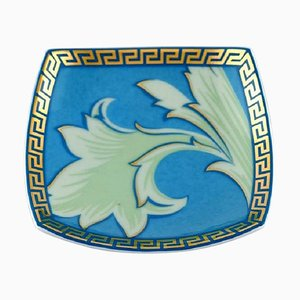 Porcelain Arabesque Bowl by Gianni Versace for Rosenthal