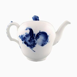Royal Copenhagen Blue Flower Braided Tea Pot