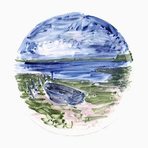 Lars Swane for Royal Copenhagen Unique Sample Plate