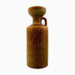 Schwedische Mid-Century Vase oder Krug aus Keramik von Gunnar Nylund für Rörstrand
