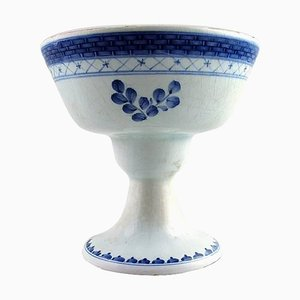 Tranquebar Faience Centerpiece Decoration Number 11/1093, 1920s