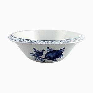 Tranquebar Round Bowls Number 2835 from Aluminia & Royal Copenhagen, 20th Century