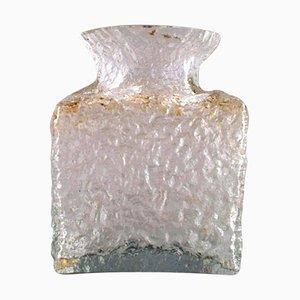 Art Glass Vase by Timo Sarpaneva for Iittala, 1970s