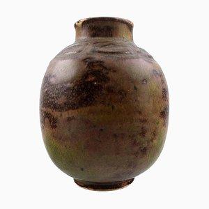 Danish Ceramic Vase from Bode Willumsen, 1920s