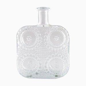 Finnish Art Glass Vase Nanny Still for Riihimäki Lasi, 1960s