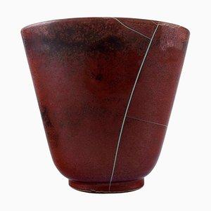 Vaso in ceramica di Richard Uhlemeyer, Germania, anni '40