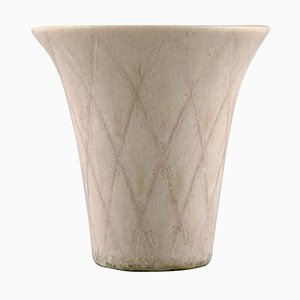 Miniature Vase in Glazed Ceramic by Gunnar Nylund for Rörstrand, 1950s
