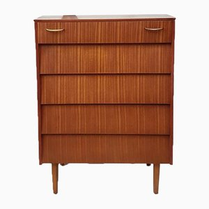 Mid-Century Danish Teak Avalon Yatton Chest of Drawers