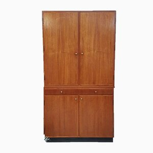 Mid-Century Teak Kitchen Cupboard