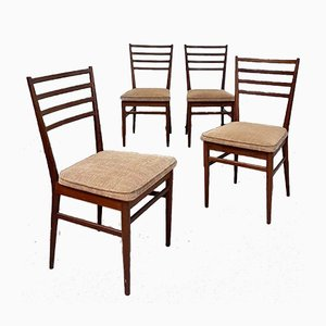Mid-Century Scandinavian Dining Chairs from Meredew, Set of 4