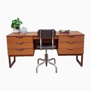 Mid-Century Knee Hole Desk