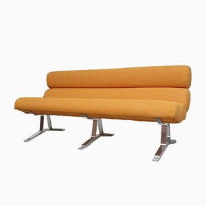Mid-Century Scandinavian Brutalist Sofa by William Plunkett