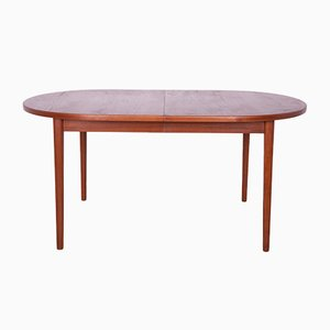 Mid Century Teak Dining Table by Nils Jonsson Hugo Troeds, 1960s