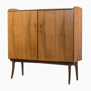 Mid-Century Modern Sculptural Cabinet by Carl Axel Acking