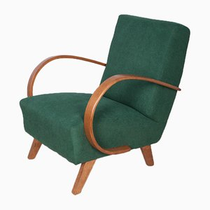 Model 2 Armchairs by Jindřich Halabala for UP Závody, 1920s, Set of 2