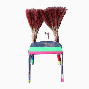 Vintage Dust my Broom Century Chair by Markus Friedrich Staab for Markus Friedrich Staab
