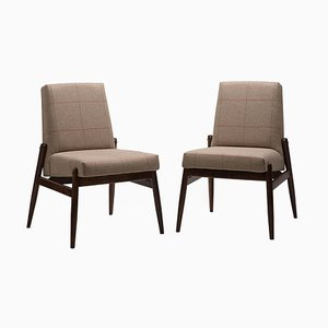 300-227 Celia Armchairs from Zamojskie Fabryki Mebli, 1960s, Set of 2