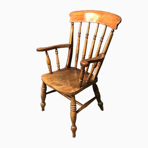 Antique English Windsor Armchair, 1900s
