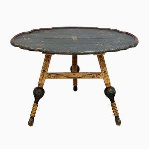 Table d'Appoint Hindelooper à Trépied