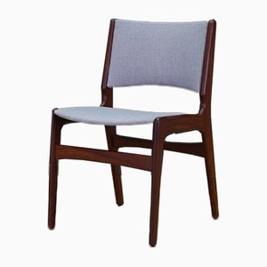 Danish Teak Dining Chairs by Johannes Andersen, 1960s, Set of 5