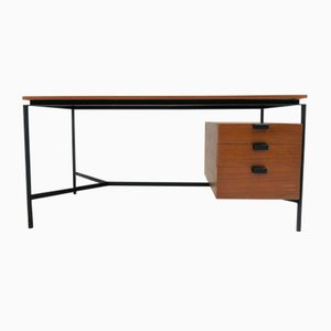 CM 172 Desk by Pierre Paulin for Thonet, 1950s