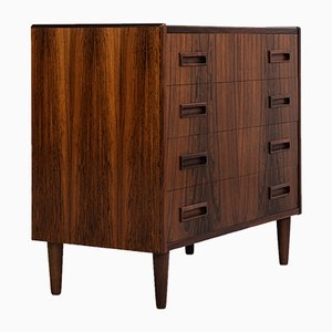 Danish Rosewood Chest of Drawers from P. Westergaard Mobelfabrik., 1960s