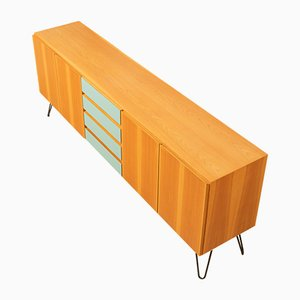 Ash Veneer Sideboard, 1960s