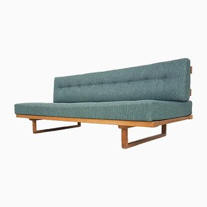 Danish Model 4311 Sofa or Daybed by Børge Mogensen for Fredericia, 1950s