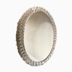 Mid-Century Lighted Mirror by Emil Stejnar for Rupert Nikoll