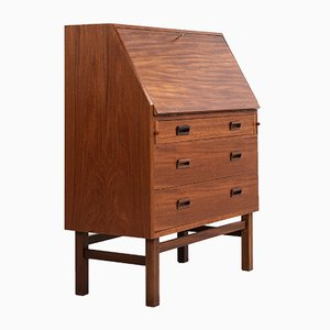 Danish Teak Secretaire from Vitré, 1960s
