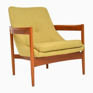 Vintage Teak Delta Armchair by Guy Rogers, 1960s