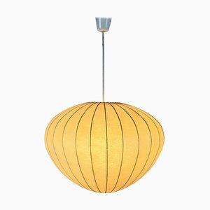 Mid-Century Italian Cocoon Pendant Lamp, 1960s