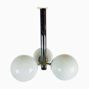 Lampe à Suspension à 3 Bras Vintage de Doria Leuchten, 1970s