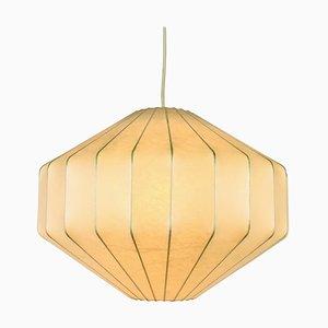 Italian Cocoon Diamond Pendant Lamp by Achille Castiglioni, 1960s