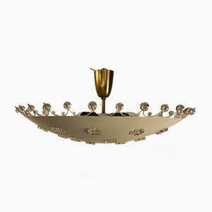 Ceiling Lamp by Emil Stejnar for Rupert Nikoll, 1950s