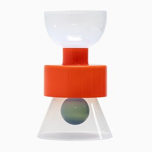 Glass Nebulosa Object by Ettore Sottsass for Venini, 2004