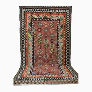 Vintage Middle East Wool Kilim Carpet, 1950s