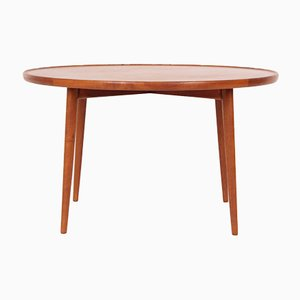 Danish Teak Coffee Table from Jakob Kjær, 1953
