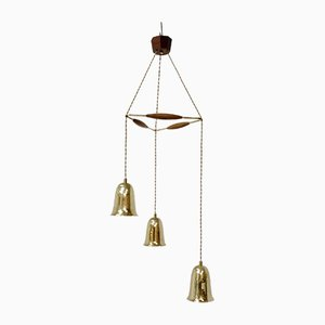 Lampe à Suspension par Hans-Agne Jakobsson, Suède, 1960s